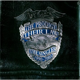 Prodigy - Their Law The Singles 1990 - 2005