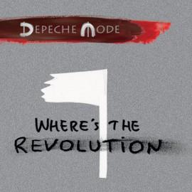 "Depeche Mode - Where's The Revolution (2*12"")"