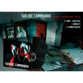 Suicide Commando - Bind, Torture, Kill (2LP)