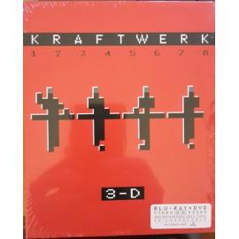 Kraftwerk - 3 D (Blu-Ray/DVD)