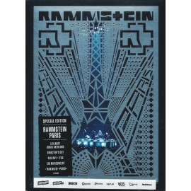 Rammstein - Paris (2CD/Blu-Ray)