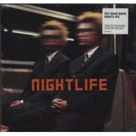 Pet Shop Boys - Nightlife (LP 180 gramm Heavy Vinyl)