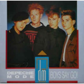 Depeche Mode - Boys Say Go