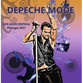 Depeche Mode - NOS Alive Portugal 2017