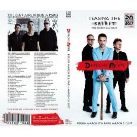Depeche Mode - Teasing The Spirit (The Secret GIG Tour)