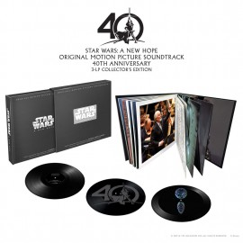 John Williams - Star Wars: A New Hope (40th Anniversary Edition)