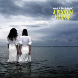 Marsheaux - A Broken Frame (LP - Yellow Vinyl)