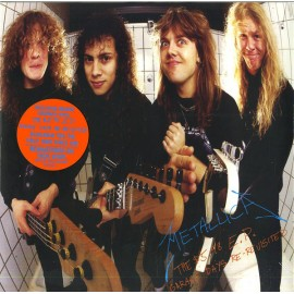 Metallica - Garage Days Re-Revisited (Orange Vinyl)