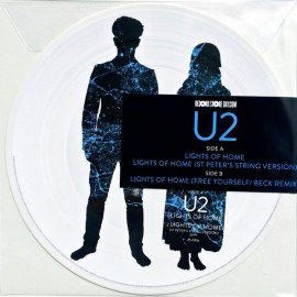 "U2 - Lights Of Home (12"" Picture Vinyl RSD 2018)"