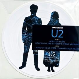 "U2 - Lights Of Home (12"" Picture Vinyl RSD 2018)"