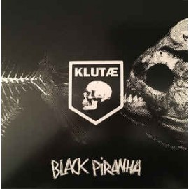 Klutae - Black Piranha (2LP Transparent Vinyl)