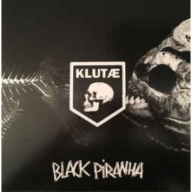 Klutae - Black Piranha (2LP Transparent Vinyl)