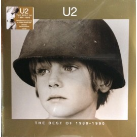U2 - The Best Of 1980-1990 (2LP)