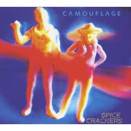 Camouflage - Spice Crackers