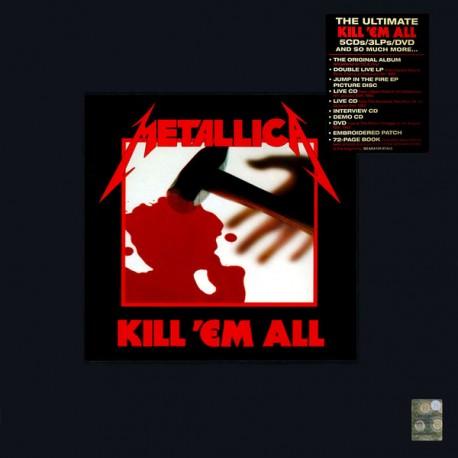 Metallica - Kill 'Em All (Box)
