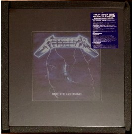 Metallica - Ride The Lightning (Box)