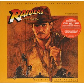 John Williams - Raiders Of The Lost Ark (2LP)