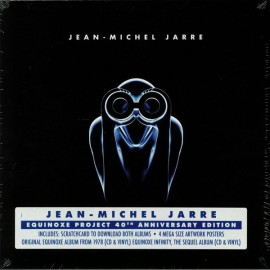 Jean Miche Jarre - Equinoxe Project (40th Anniversary Edition)