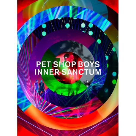 Pet Shop Boys - Inner Sanctum (2CD/Blu-Ray/DVD)