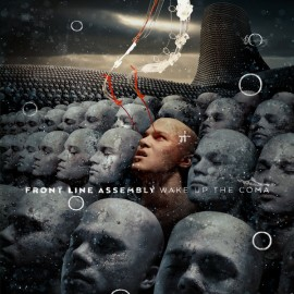 Front Line Assembly - Wake Up The Coma (2LP)