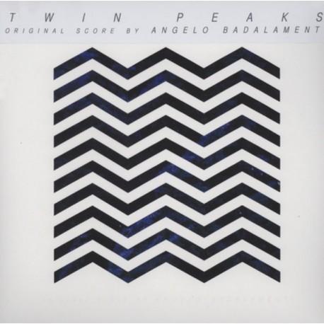 Original Score By Angelo Badalamenti - Twin Peaks