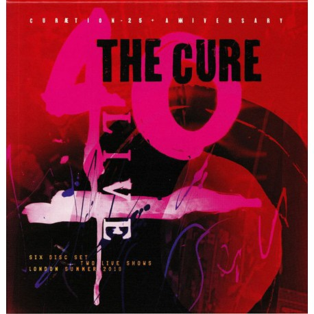 Cure - Curaetion 25th Anniversary Edition