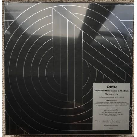 OMD - Souvenir (A Career Anthology 1979 - 2019)