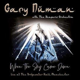 Gary Numan with The Skaparis Orchestra - When The Sky Came Down