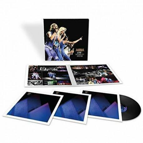 Abba - Live At Wembley Arena (3LP)