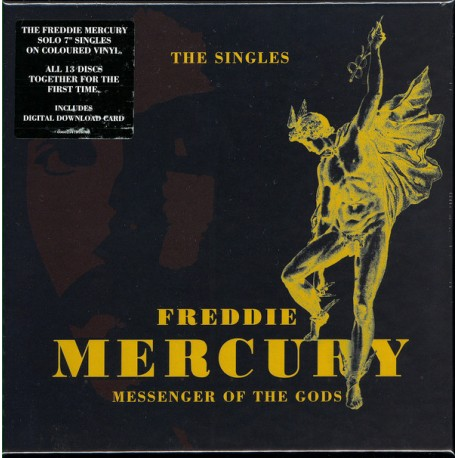 Freddie Mercury - The Singles Collection