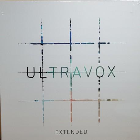 Ultravox - Extended (4LPBOX)