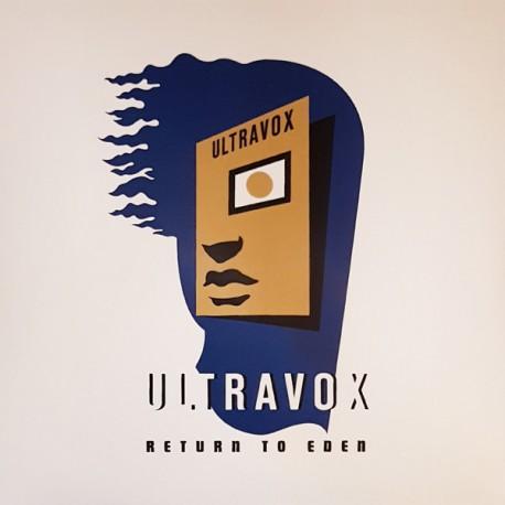 Ultravox - Return To Eden (2LP)