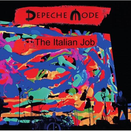 Depeche Mode - The Italian Job (3LP Blue Vinyl)