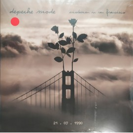 Depeche Mode - Violation In San Francisco (3LP Red Vinyl)