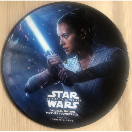 Star Wars - The Rise Of Skywalker (2LP Picture Vinyl)
