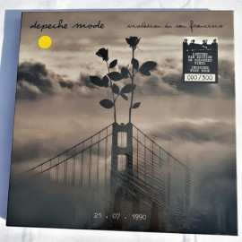 Depeche Mode - Violation In San Francisco (3LP BOX plus TourBook)