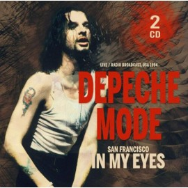 Depeche Mode - San Francisco In My Eyes (2CD)
