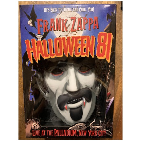 Frank Zappa - Halloween 81(6CDBOX)