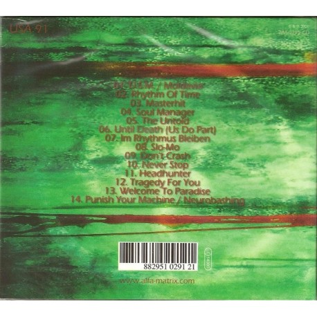 Front 242 - USA 91 Live (CD)