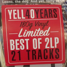 Yello - 40 Years (2LP Limited Edition)
