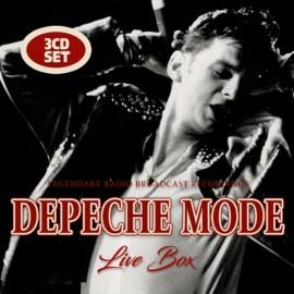 Depeche Mode - Live Box (3CD Legendary Radio Broadcast Recordings)