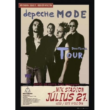 Depeche Mode - 1993.07.27. (MTK Stadion)