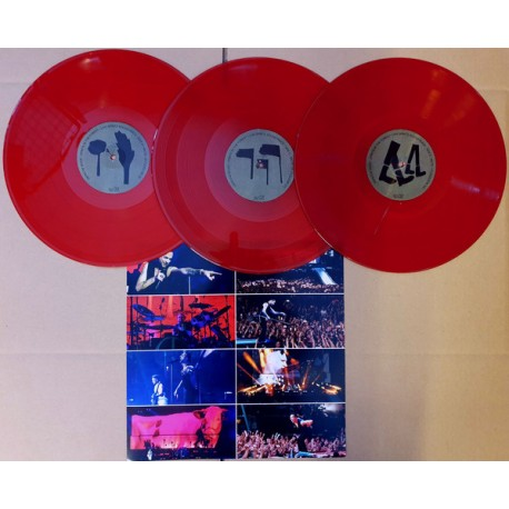 Depeche Mode - Spirits In The Forest (3LP)