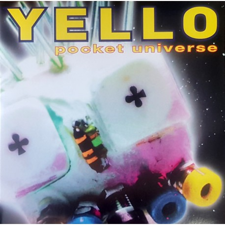 Yello - Pocket Universe (2LP)