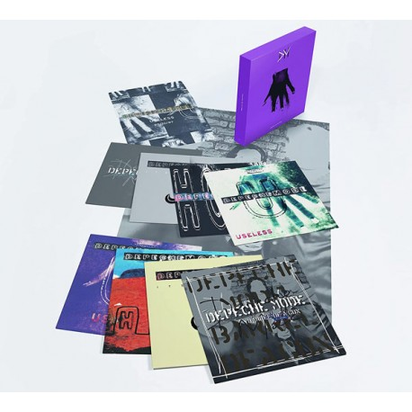 "Depeche Mode - Ultra 12"" Singles Box"