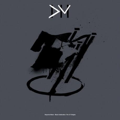"""Depeche Mode - Black Celebration 12"""" Singles BOX (USA változat)"""